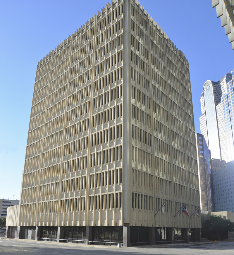 Provision Data Services' 2020 Live Oak St. data center in downtown Dallas' CBD.