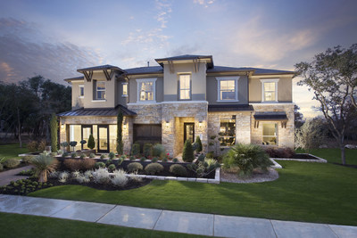 CalAtlantic Homes invites home shoppers to experience Overlook at The Ranch at Brushy Creek in Cedar Park, TX. The community features a collection of 16 luxury, single-family home designs in an amenity-rich setting.