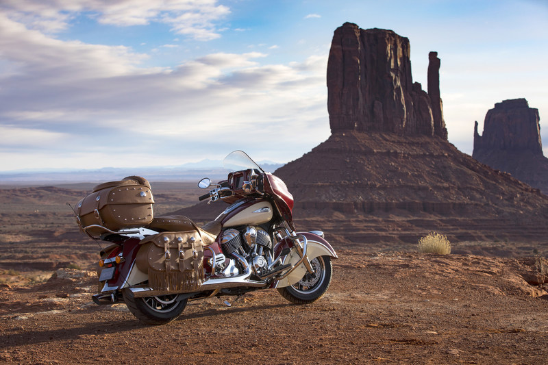 Indian Motorcycle Roadmaster Classic
