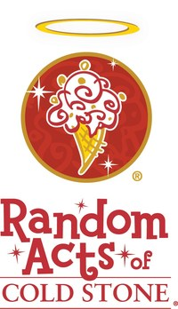 In honor of Random Acts of Kindness Day, Cold Stone Creamery(R) is kicking off the celebration with the return of Random Acts of Cold Stone(R). Over the next few weeks, the Random Acts of Cold Stone team (#RandomActsOfColdStone) is traveling to stores in undisclosed cities across the country and giving away free ice cream.