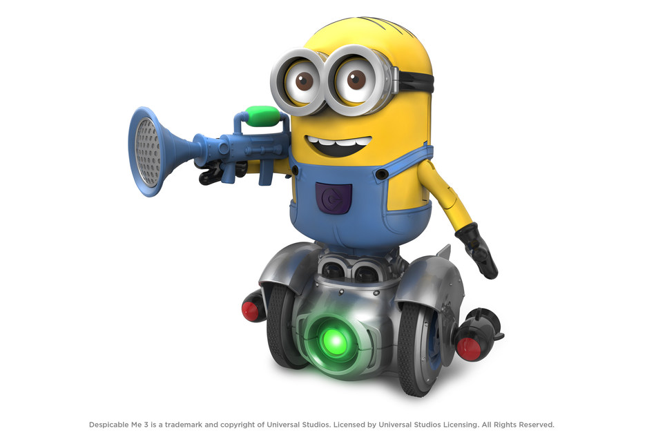 Minion MiP(TM) Turbo Dave from WowWee debuting at Toy Fair New York 2017