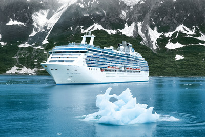 Island Princess to Set Sail in May 2018 on the Next Wave of Vacation Travel in Alaska