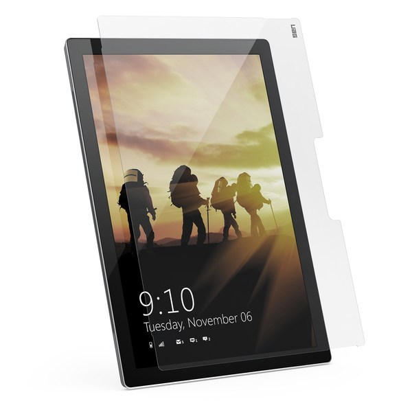 URBAN ARMOR GEAR GLASS SCREEN PROTECTORS RECEIVE MICROSOFT DESIGNED FOR SURFACE CERTIFICATION