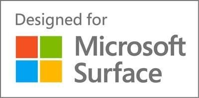 Thin, Responsive and Built for Seamless Performance with Microsoft Surface Products
