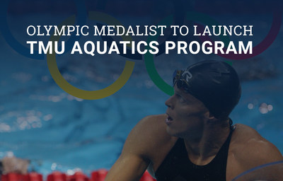 The Master's University announces new Swimming and Diving program for Fall 2017 under leadership of Olympic medalist and University of Southern California All-American, Gabe Woodward.