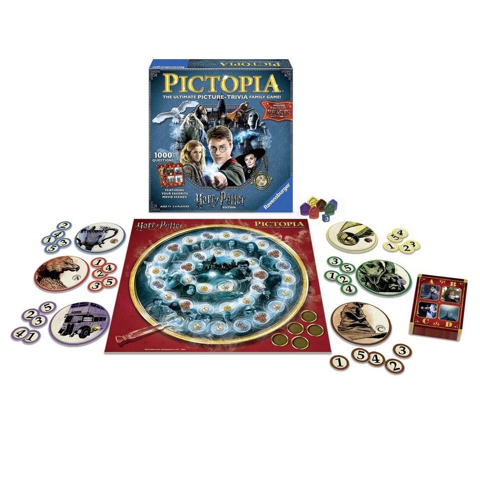 Pictopia: Harry Potter Edition