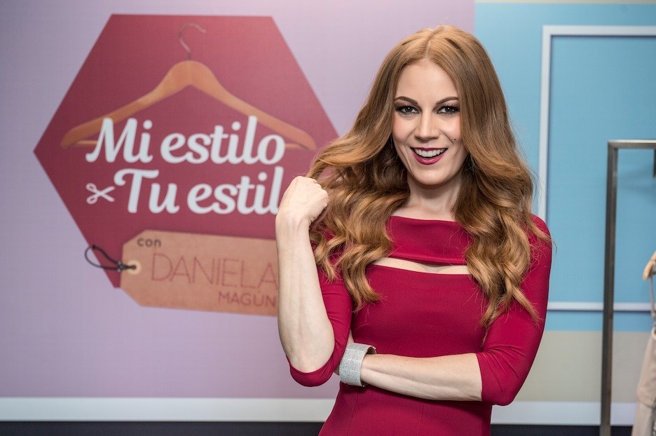 Daniela Magun llega a Discovery Familia con la nueva serie MI ESTILO TU ESTILO