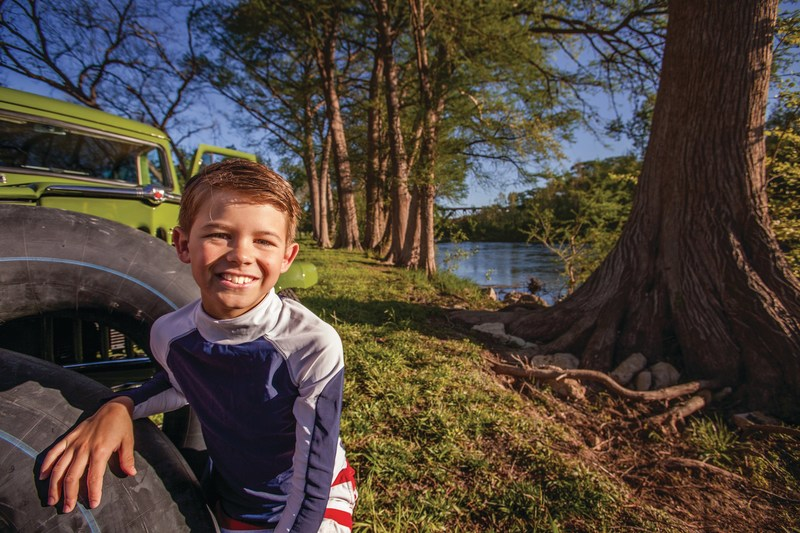 The world's greatest waterpark and a 70-acre action sports park, a world-class children's museum, Landa Park's miniature train ride and playscapes along the Comal River, caverns and a wildlife safari make New Braunfels a perfect Spring Break destination for young families.