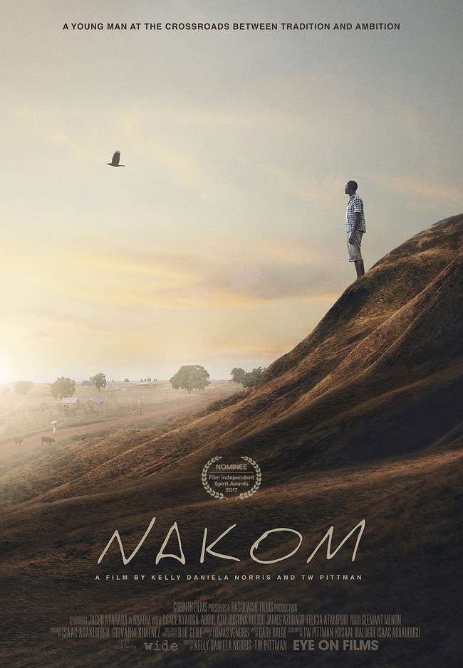 Poster Art for NAKOM