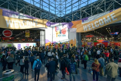The Toy Industry Association's 114th North American International Toy Fair opened this morning in New York City. More than 30,000 global play professionals will be at the Javits Convention Center this weekend to scout hundreds of thousands of innovative new toys and games from 1,100 toy companies.