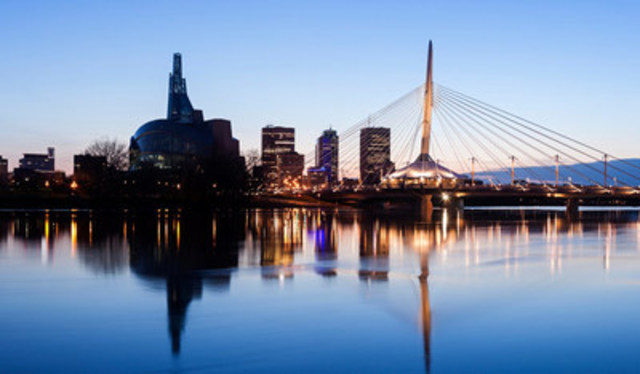 WestJet is now connecting Winnipeg and Abbotsford (CNW Group/WestJet)