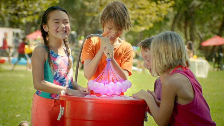 The global kick-starter sensation and innovative water balloon line, Bunch O Balloons by ZURU(TM), received the Toy of the Year (TOTY) award in the Active/Outdoor Toy category at the Toy Industry Association's Annual Toy Of The Year Awards gala.