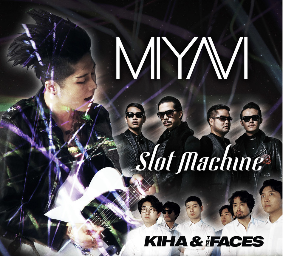 """Asia On Tour,"" a multi-band tour series showcasing an exciting and talented new wave of Asian musicians featuring Miyavi from Japan, Slot Machine from Thailand, and Kiha & The Faces from Korea."