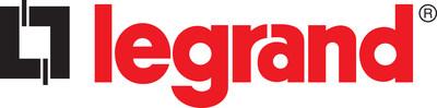 Legrand logo (PRNewsfoto/Legrand)
