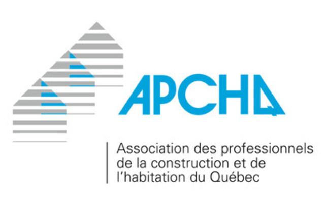 APCHQ (Groupe CNW/Garantie de construction résidentielle (GCR))