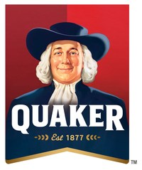 Quaker Logo (www.QuakerOats.com, www.Facebook.com/Quaker or follow us on Twitter @Quaker)