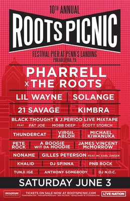 Announcing 10th Annual Roots Picnic