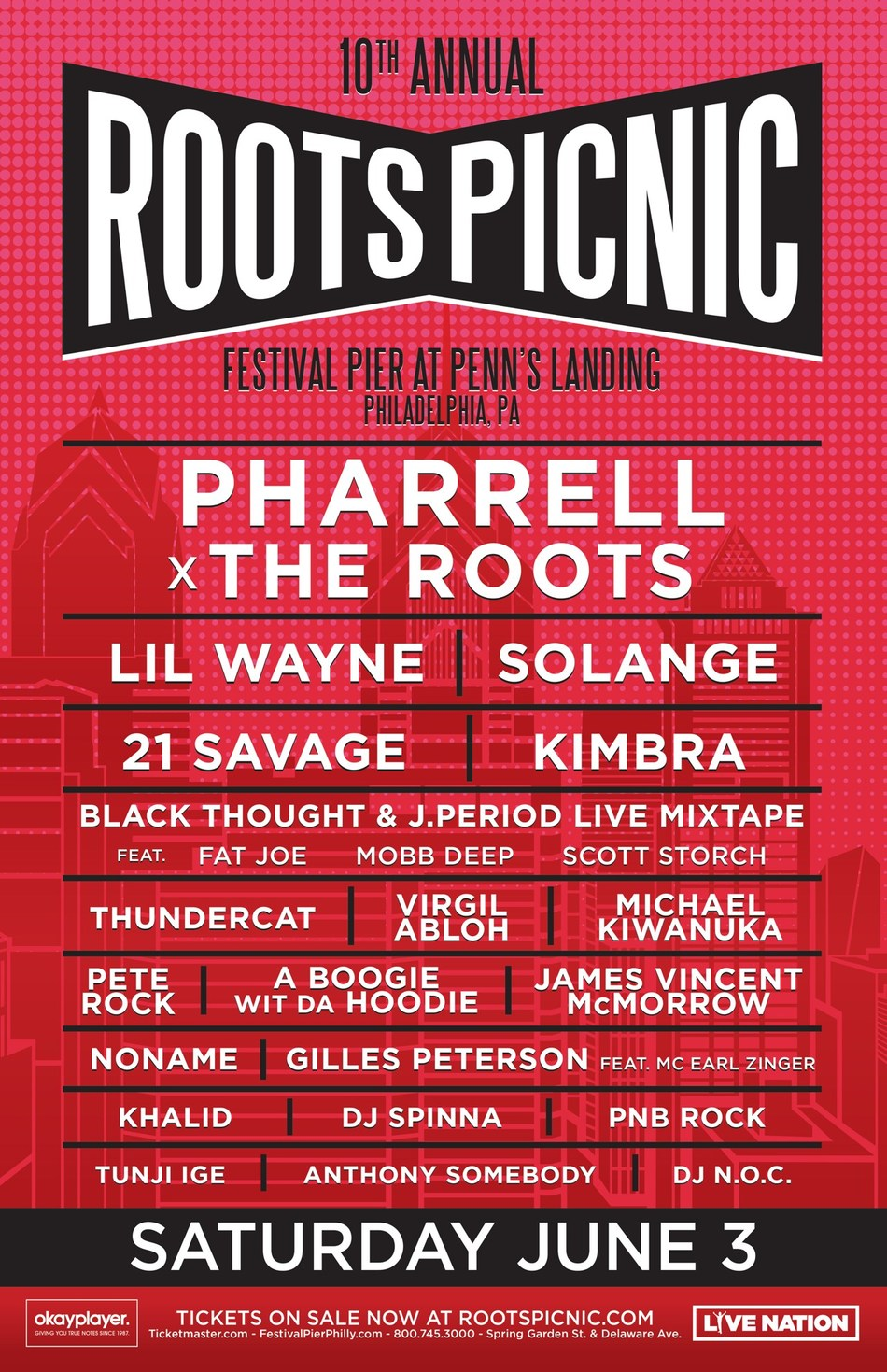 Roots Picnic