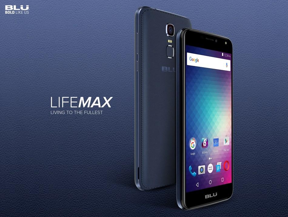 BLU Life Max (PRNewsFoto/BLU Products)