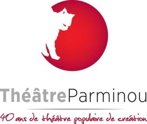 Logo : Thétre Parminou - 40 ans de théâtre populaire de création (Groupe CNW/Ministère de l'Immigration, de la Diversité et de l'Inclusion)