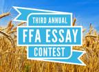Culver's Launches Third Annual FFA Essay Contest