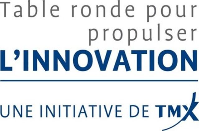 Logo de la Table ronde pour propulser l'innovation (Groupe CNW/Groupe TMX Limitée)