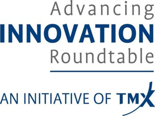 Advancing Innovation Roundtable logo (CNW Group/TMX Group Limited)