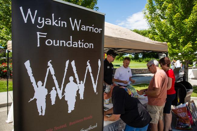 Minimizer makes large donation to Wyakin Foundation