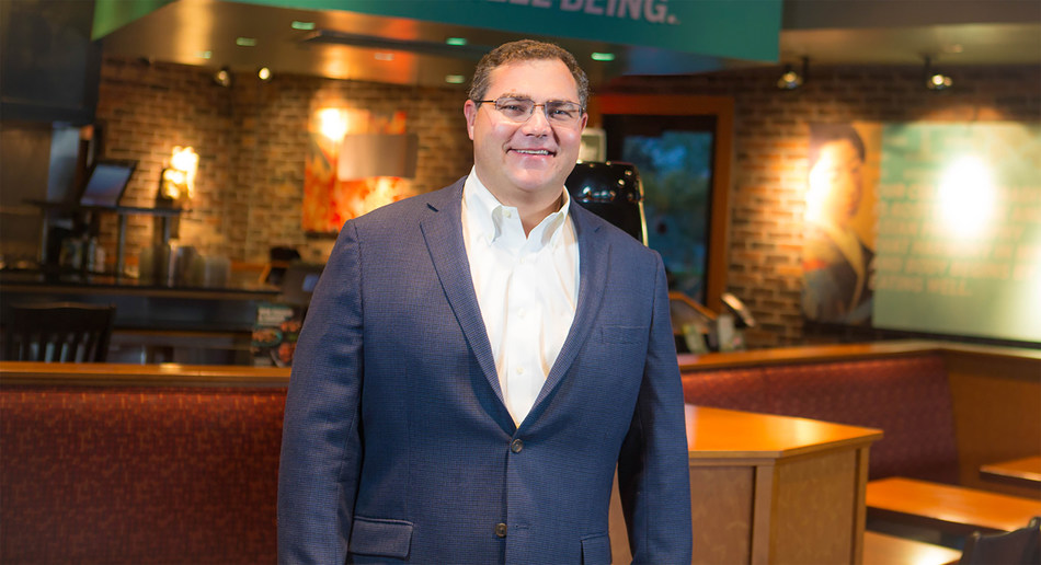 Pei Wei Names John 'J.' Hedrick New CEO