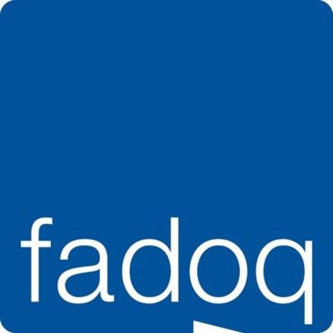 Logo : FADOQ (Groupe CNW/FADOQ)