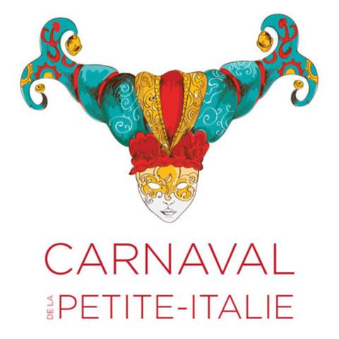 Logo : Corporation du Carnaval de la Petite-Italie (Groupe CNW/Corporation du Carnaval de la Petite-Italie)