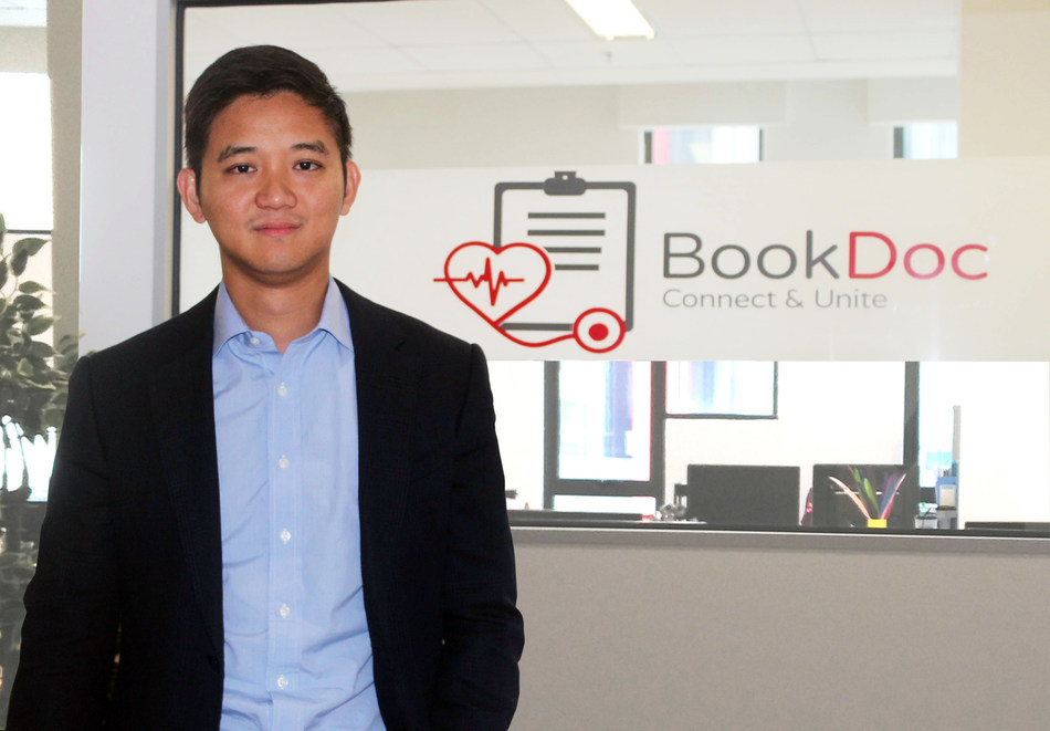 Dato' Chevy Beh, Founder and CEO of BookDoc.