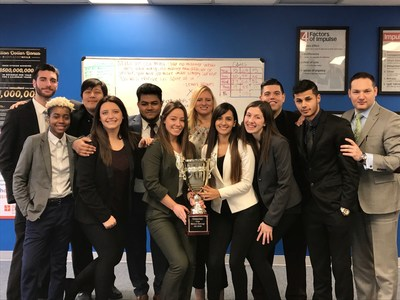 South Plainfield-based Atlantic Solutions, a marketing and consulting company, earned Campaign Cup honors for their exceptional fourth quarter results, as well as 2016 overall output.