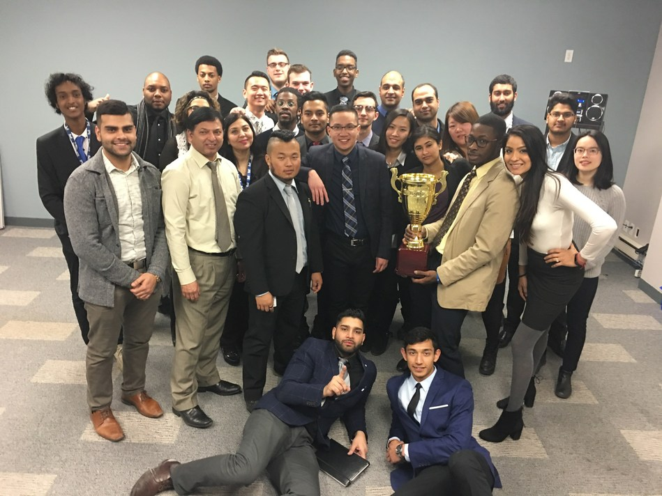 """Marketing and sale firm DucMeta has been recognized with a the """"Campaign Cup"""" sales trophy based on outstanding fourth quarter results in 2016."""