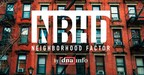 DNAinfo Creates Strategic Marketing Breakthrough with Launch of Neighborhood Factor™