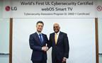 LG webOS 3.5 Is First Smart TV Platform To Attain Cybersecurity Assurance Program Certification