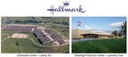 Hallmark is hiring more than 150 positions at its Liberty, Missouri and Lawrence, Kansas facilities