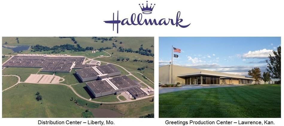 Hallmark is hiring more than 150 positions at its Liberty, Missouri and Lawrence, Kansas facilities