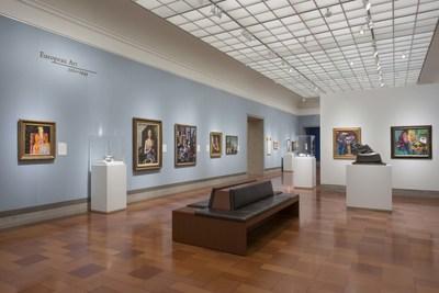 New Bloch Galleries / Photo Credit: Joshua Ferdinand