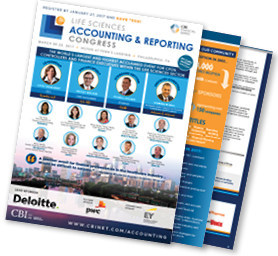 Download the Agenda at www.cbinet.com/accounting