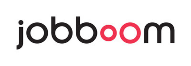 Logo : Jobboom (Groupe CNW/Jobboom Inc.)