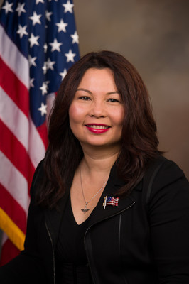 Sen. Tammy Duckworth will deliver the 2017 GW commencement address