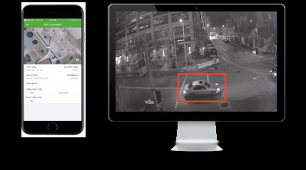 V5 Systems Gunshot Detection Alert V5 Systems Video Surveillance