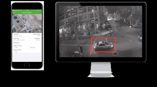 V5 Systems Gunshot Detection Alert V5 Systems Video Surveillance