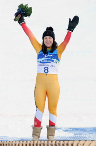 Canadian Paralympic Committee Hall of Fame inductee for 2017 Karolina Wisniewska (hometown Calgary, Alta. now living in Ottawa, Ont.) is a three-time Paralympian and winner of eight Paralympic medals in Para alpine skiing. (CNW Group/Canadian Paralympic Committee (CPC))
