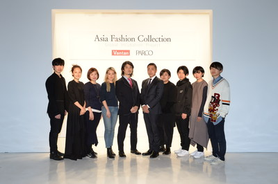 Asia Fashion Collection Designers and Sponsors