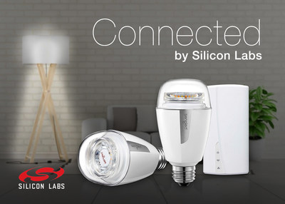 Silicon Labs' zigbee technology helps award-winning Sengled Element smart LED bulb connect to the IoT.