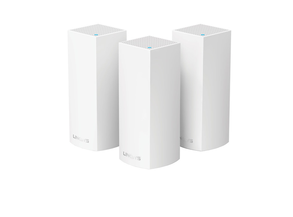 Linksys Velop Whole Home Wi-Fi Mesh Networking System