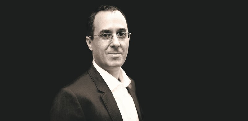 Gadi ORON, Director General of CISAC (C)CISAC (PRNewsFoto/CISAC)