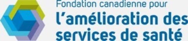 Logo : Fondation canadienne pour l'amélioration des services de santé (Groupe CNW/Fondation canadienne pour l'amélioration des services de santé)